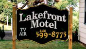 Lakefront Motel – Conneaut, Ohio